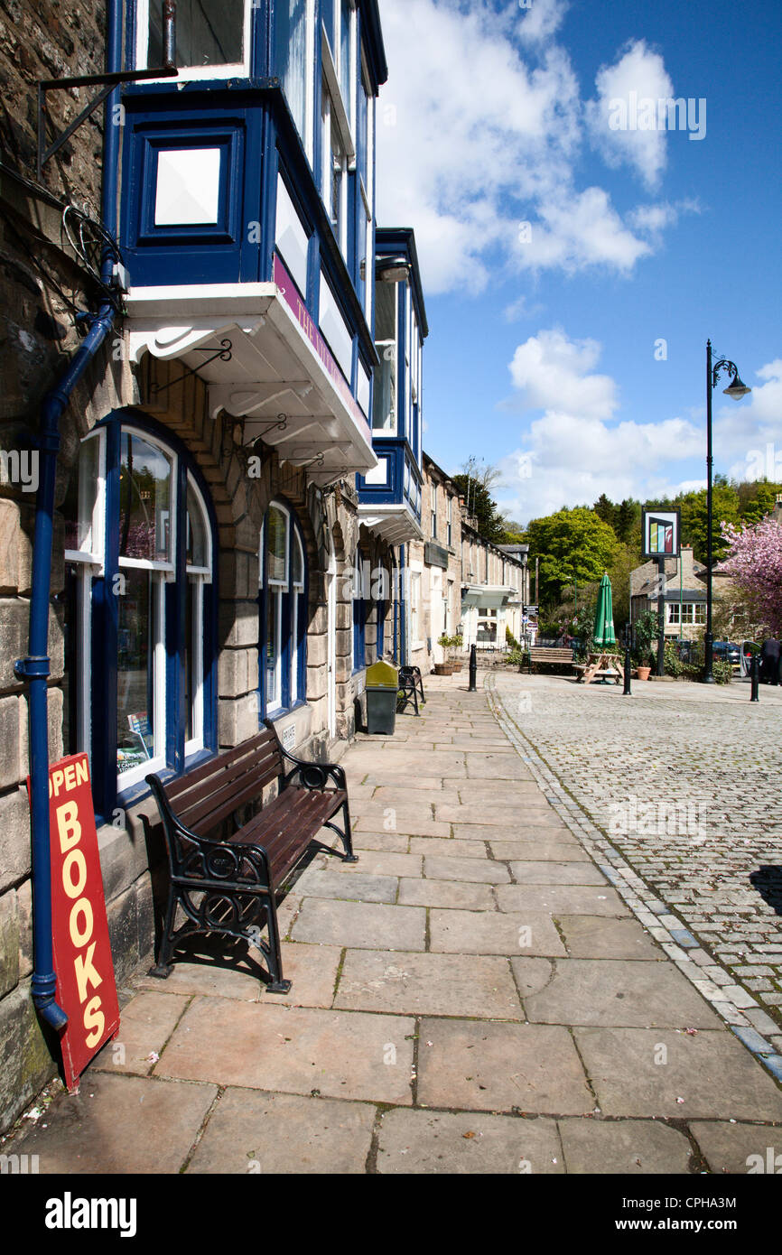 Middleton in Teesdale County Durham England - Stock Image