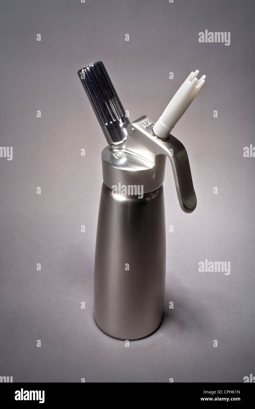 how to get nitrous oxide from whipped cream