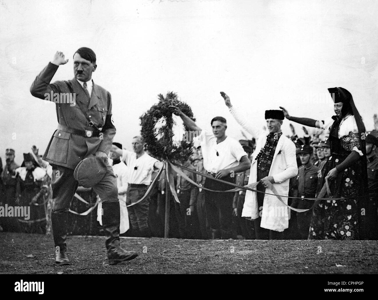 Adolf Hitler, 1933