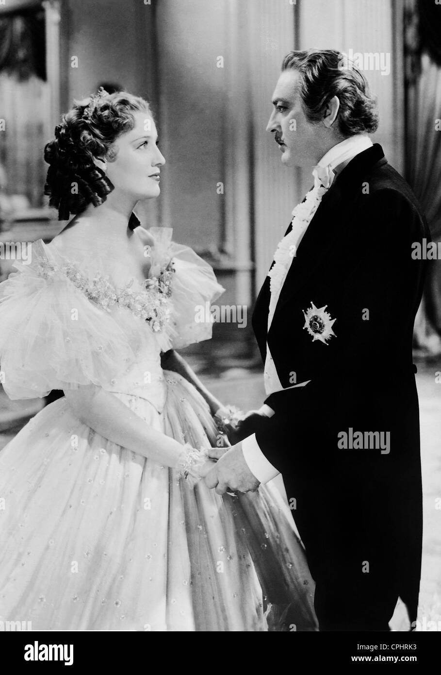 573c4f16c72b Jeanette MacDonald and John Barrymore in  Maytime