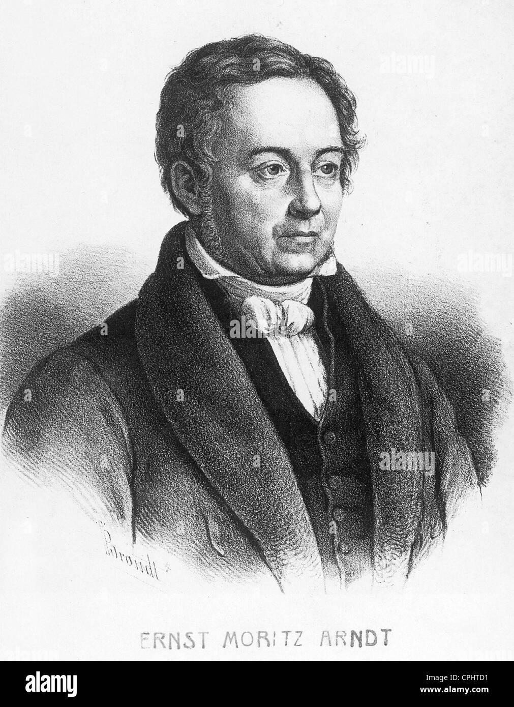 Ernst Moritz Arndt the german fatherland