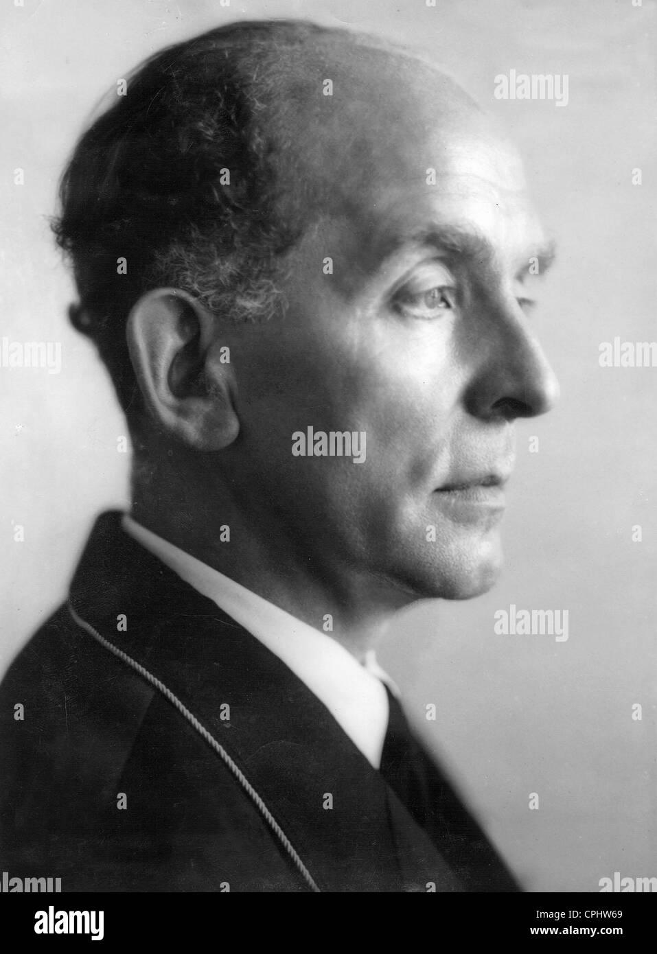Roland Freisler, 1942 - Stock Image