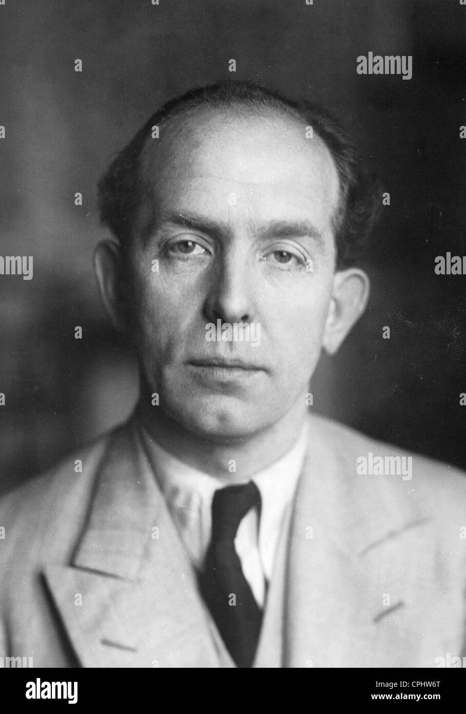 Roland Freisler, 1933 - Stock Image