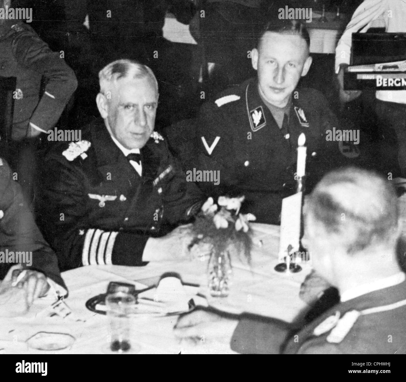 Image result for canaris heydrich