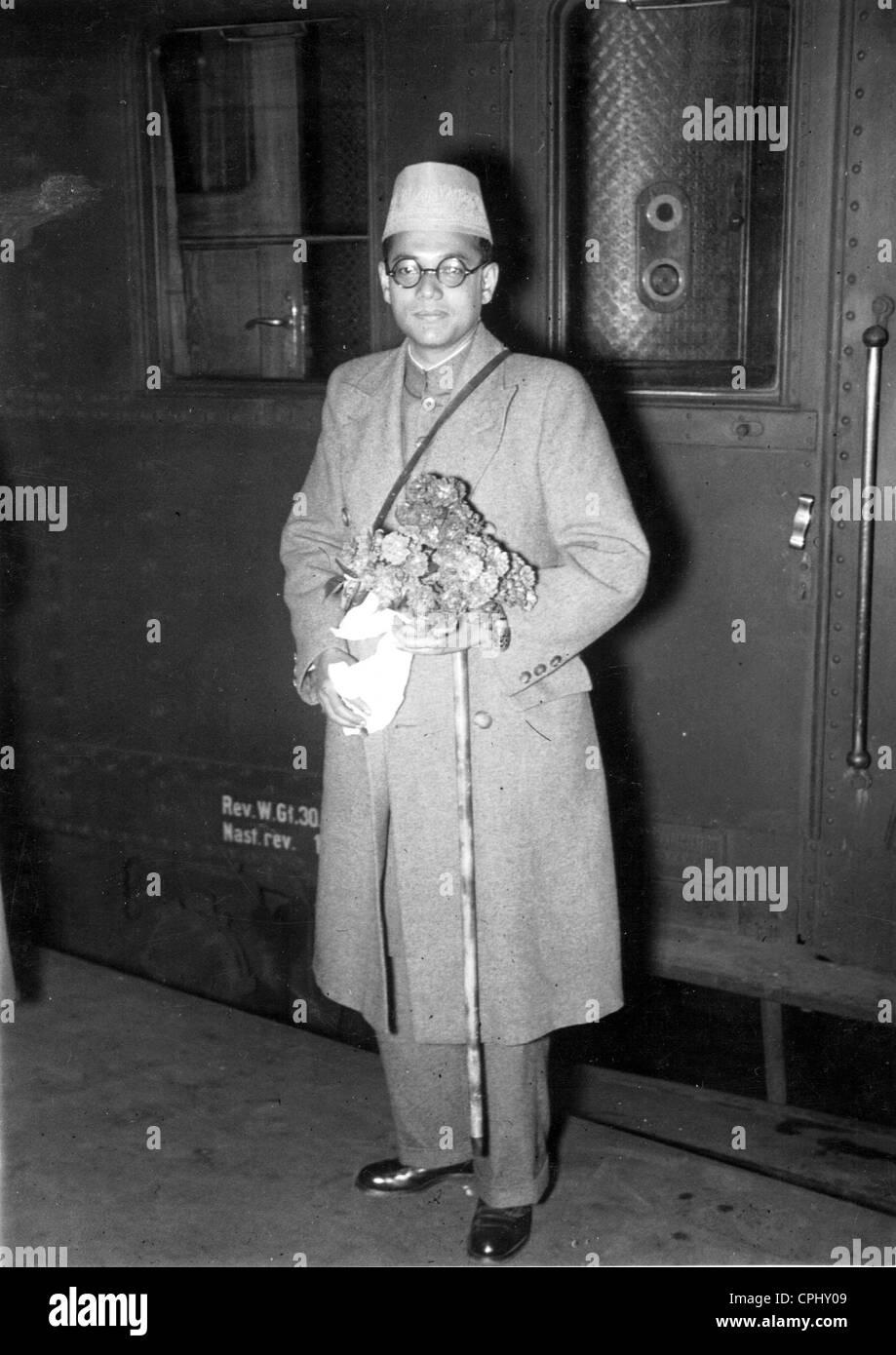 Subhas Chandra Bose - Stock Image