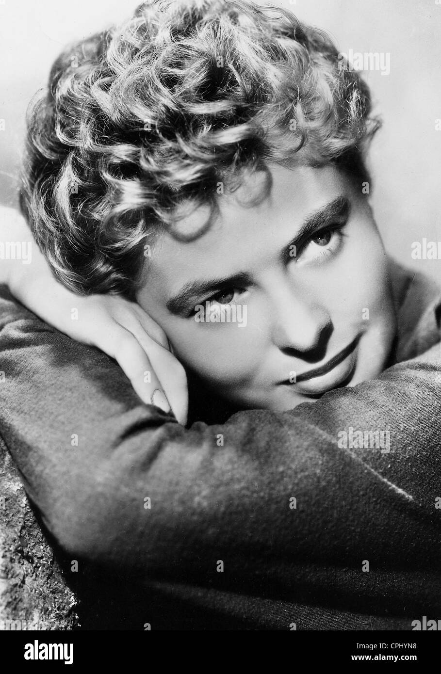 Ingrid Bergman in 'For Whom the Bell Tolls', 1943 - Stock Image