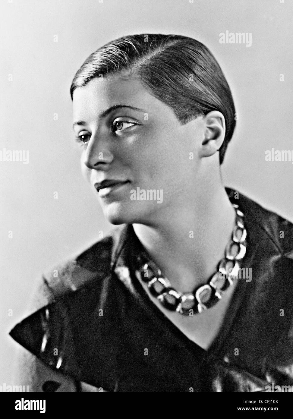 Elly Beinhorn, 1936 - Stock Image