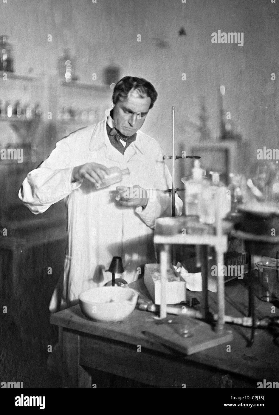 Albert Bassermann in 'The Creator' - Stock Image