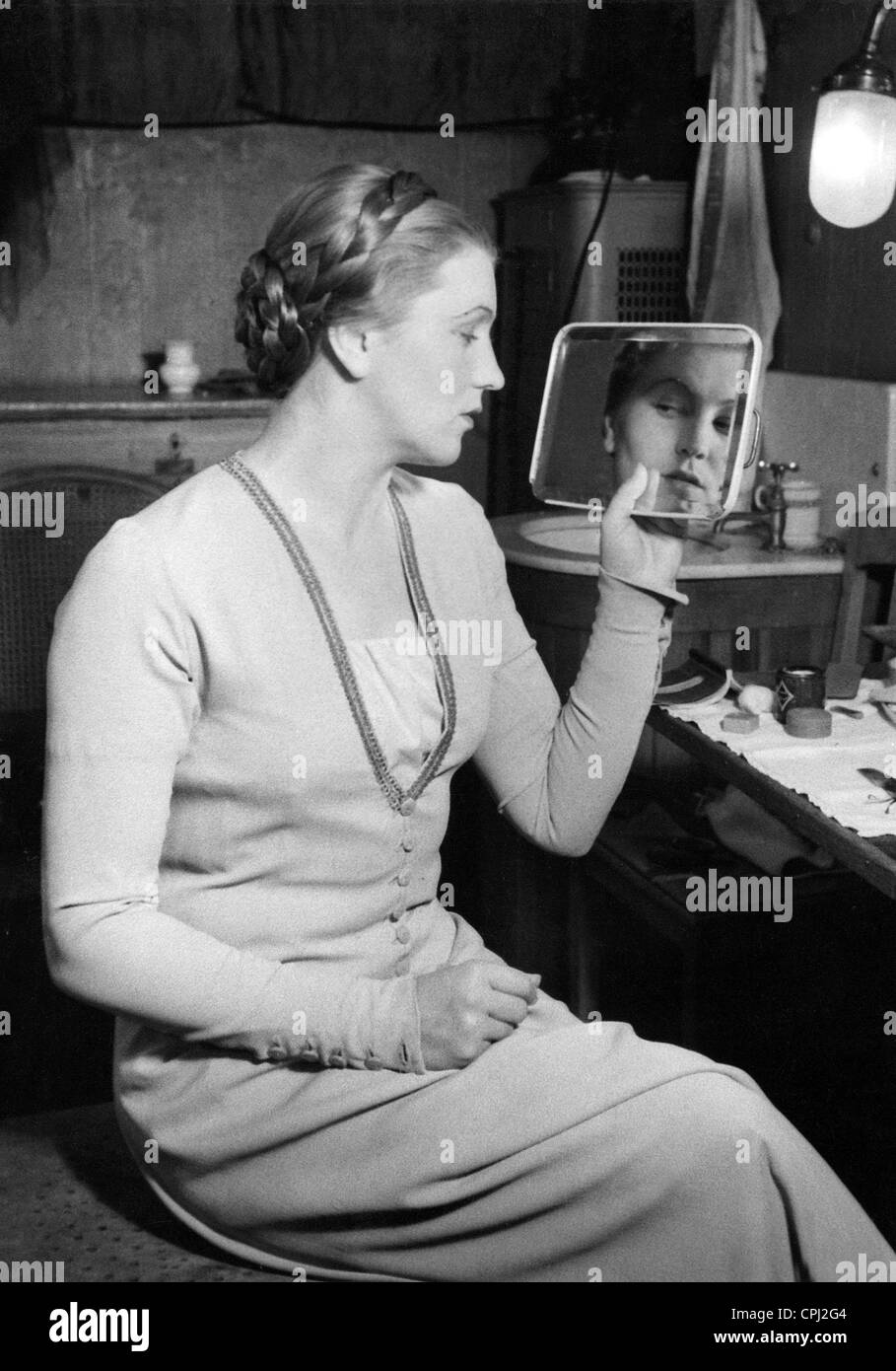 Kaethe Gold in 'Faust', 1934 - Stock Image