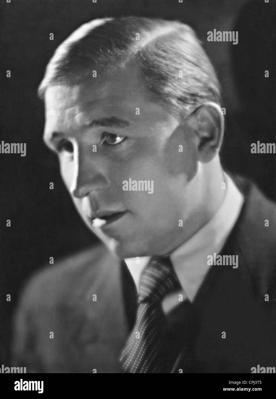 Karl Hartl, 1936 - Stock Image