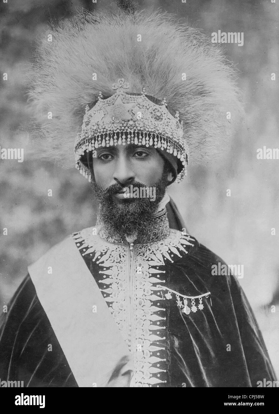 emperor Haile Selassie, 1930 Stock Photo: 48342557 - Alamy