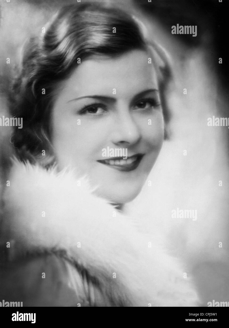 Renate Mueller in 'Darling of the Gods', 1930 - Stock Image