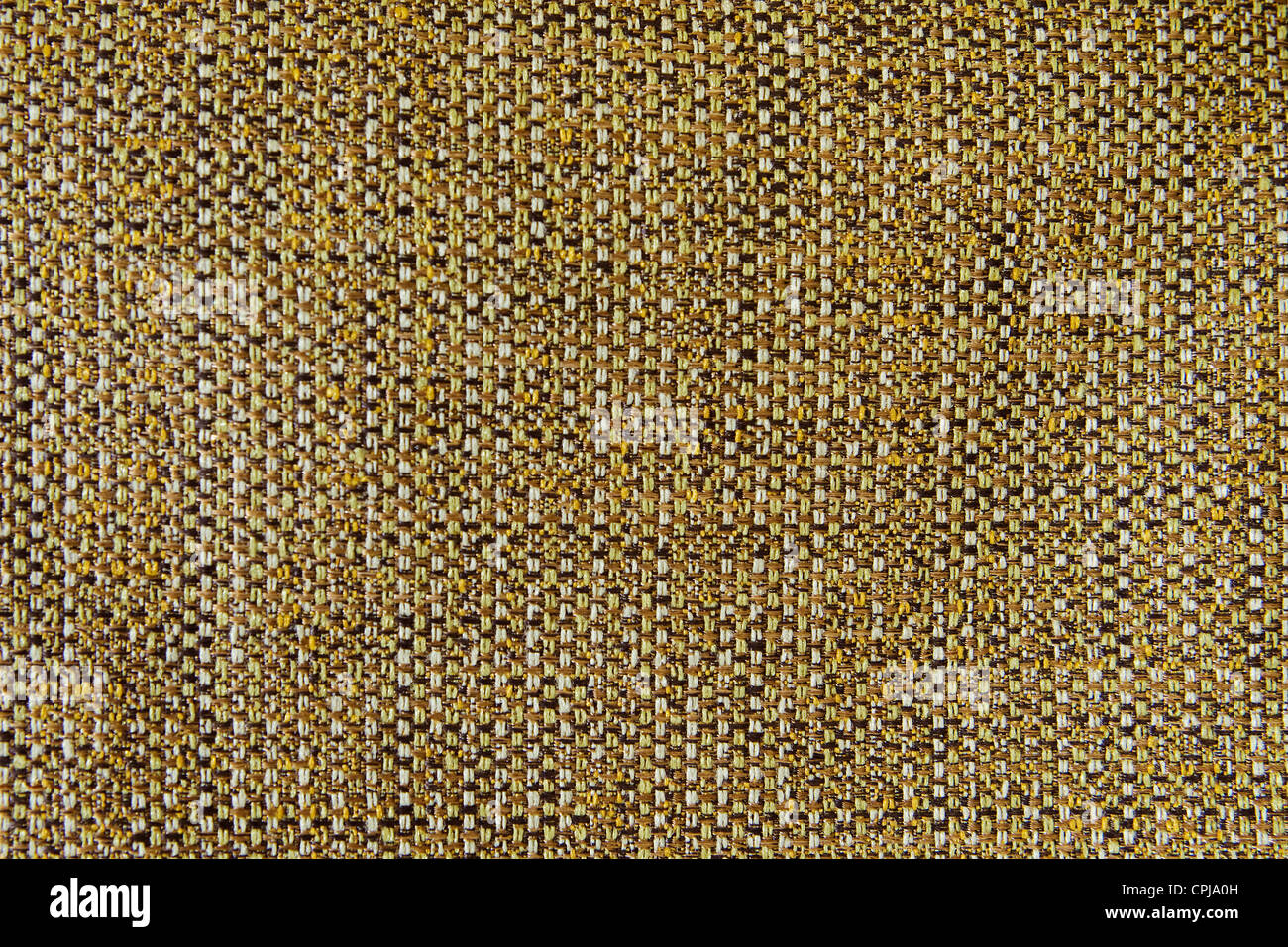 upholstery fabric texture - Stock Image