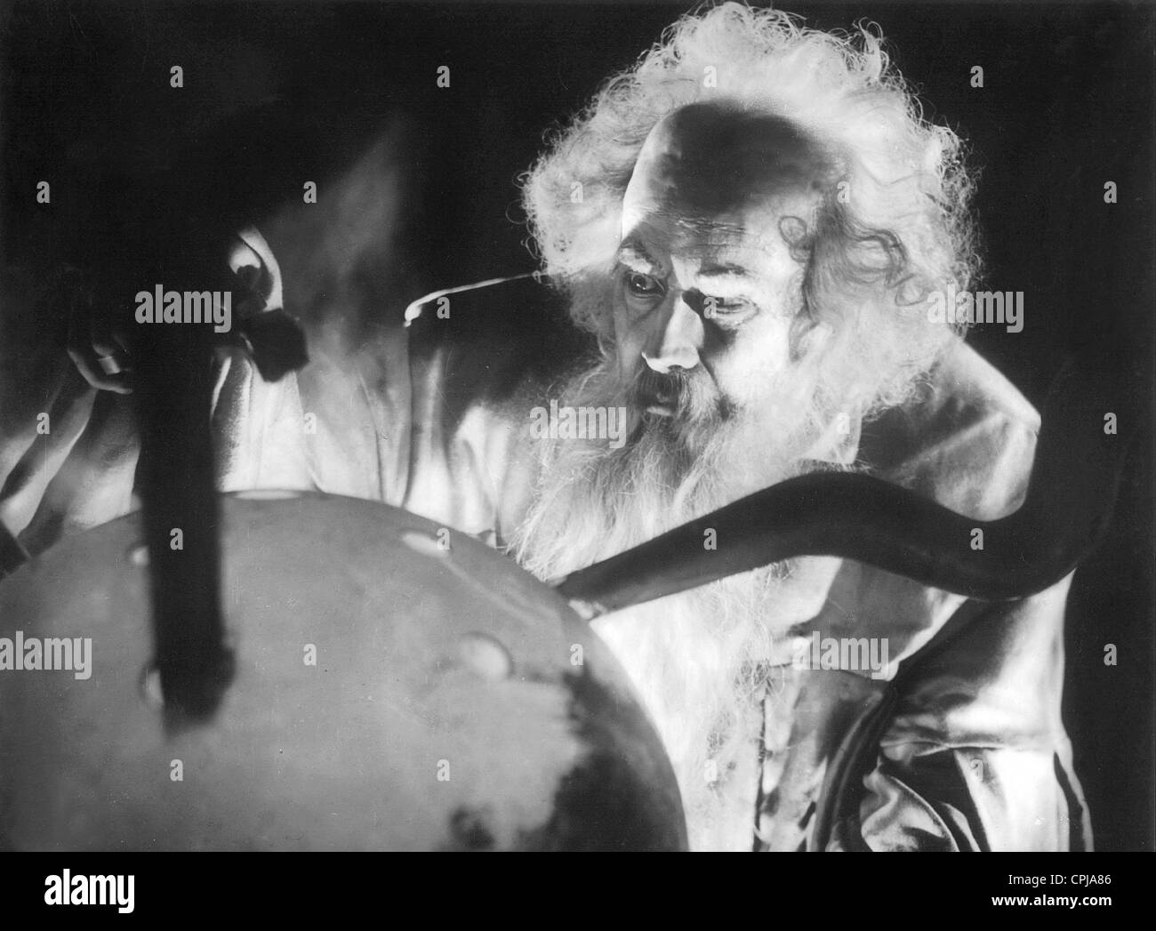 Gosta Ekman in 'Faust', 1926 Stock Photo