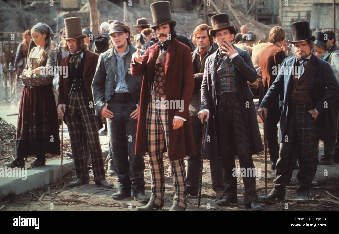 Gangs of New York - Stock Image