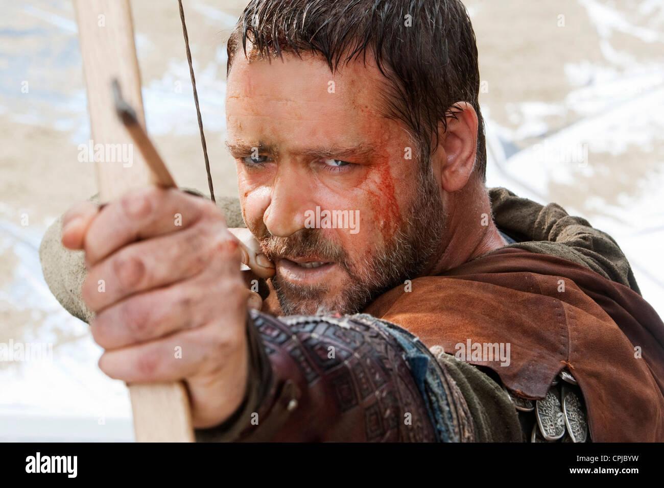 Robin Hood - Stock Image