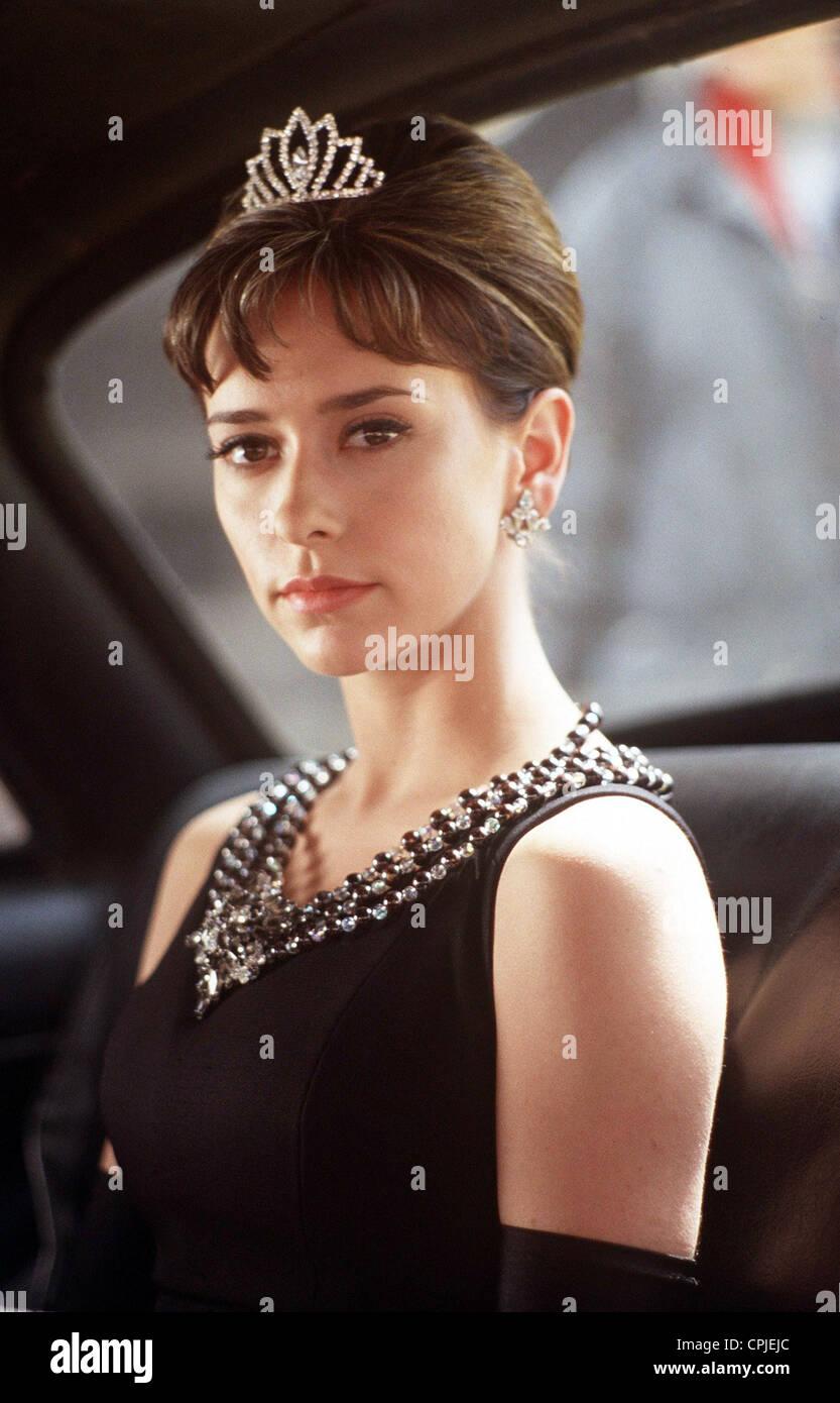 The Audrey Hepburn Story (TV) - Stock Image