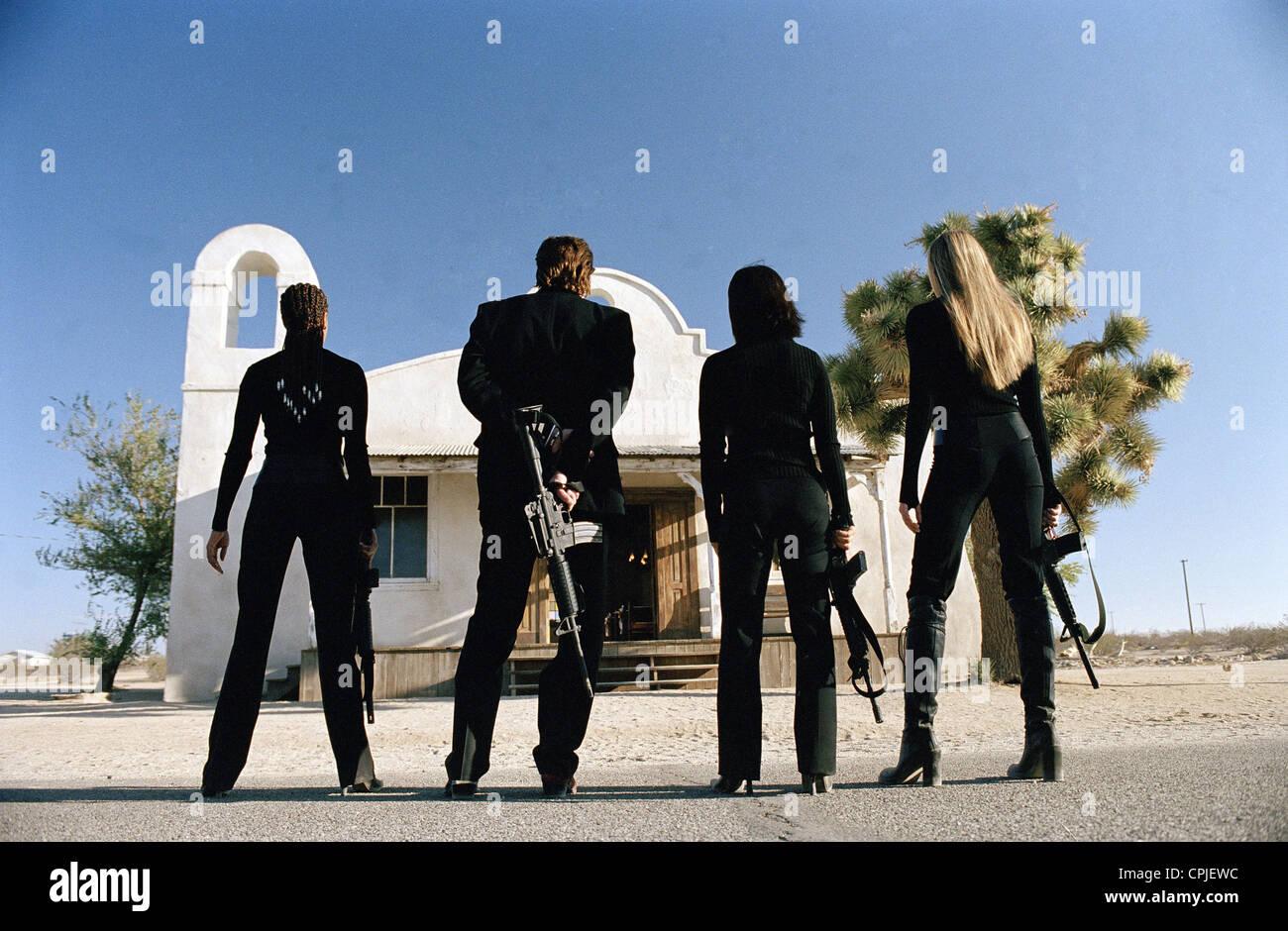 Kill Bill : Volume 1 - Stock Image