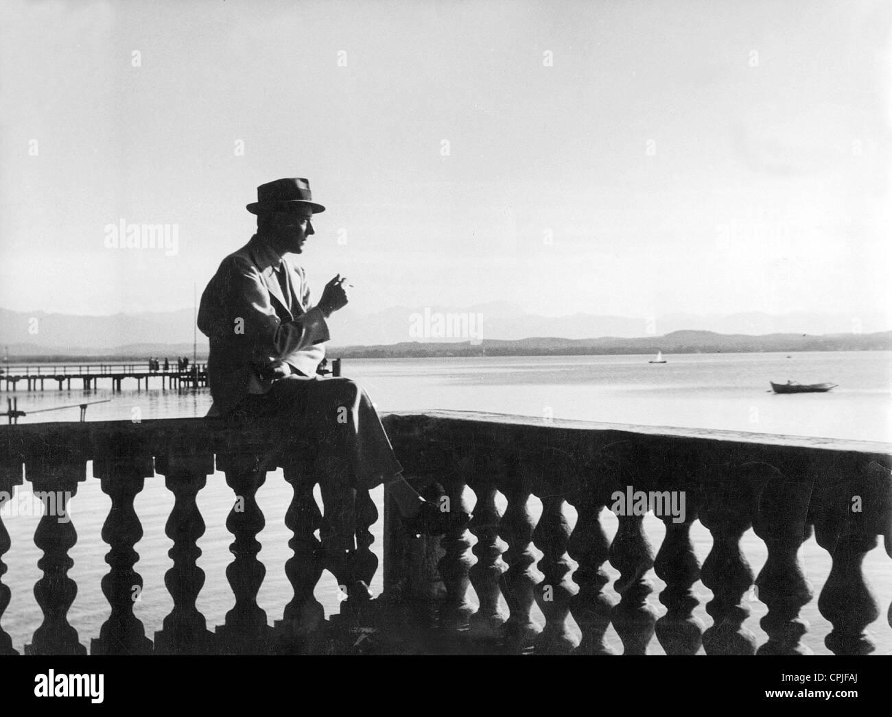 Waldemar Bonsels, 1936 - Stock Image