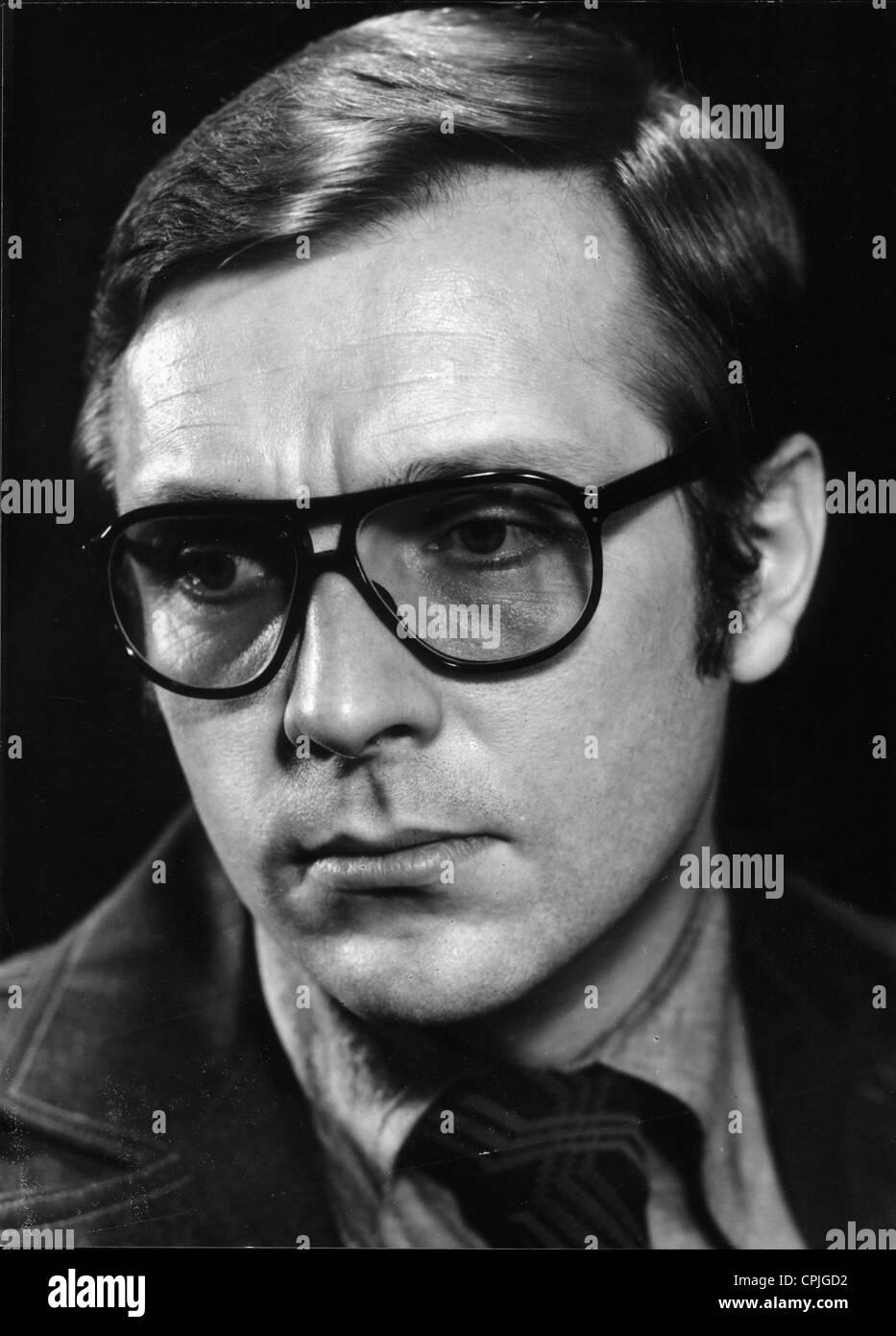Man-legend: Krzysztof Zanussi. Biography of Polish director Krzysztof Zanussi