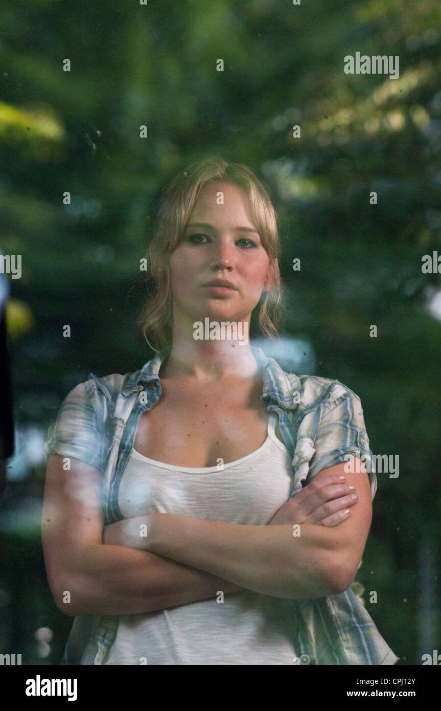 HOUSE AT THE END OF THE STREET (2012) JENNIFER LAWRENCE, MARK TONDERAI (DIR) 003 MOVIESTORE COLLECTION LTD - Stock Image