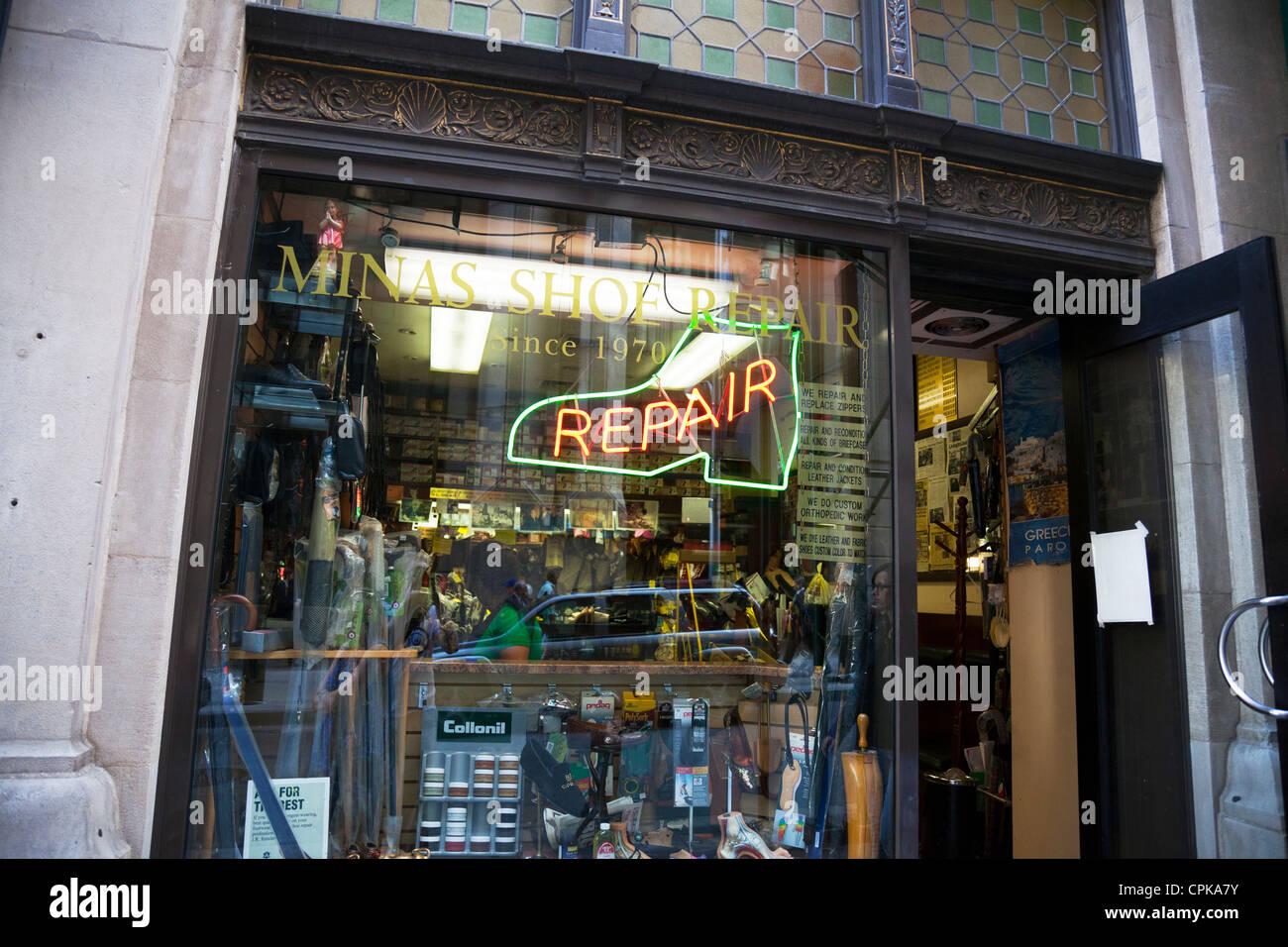 Shoe Repair Shop Stock Photos Amp Shoe Repair Shop Stock