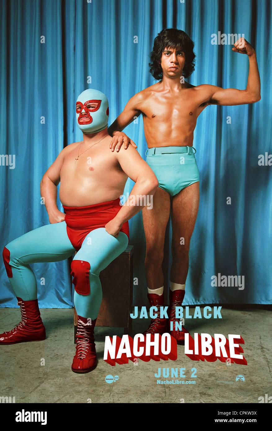 Nacho Libre - Stock Image
