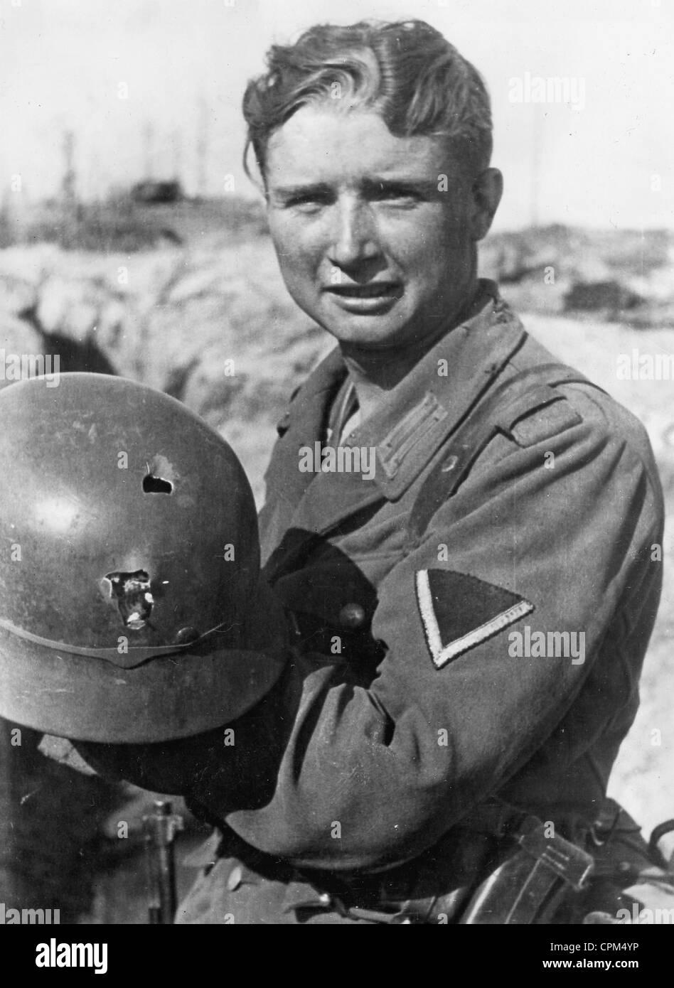 German Forces - German soldier