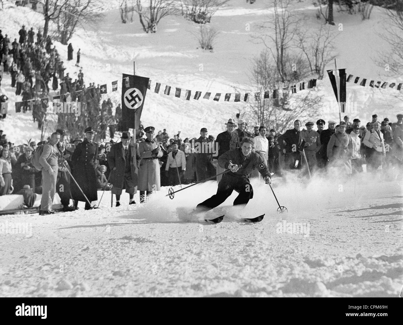 Garmisch Partenkirchen 1936 Winter Olympics