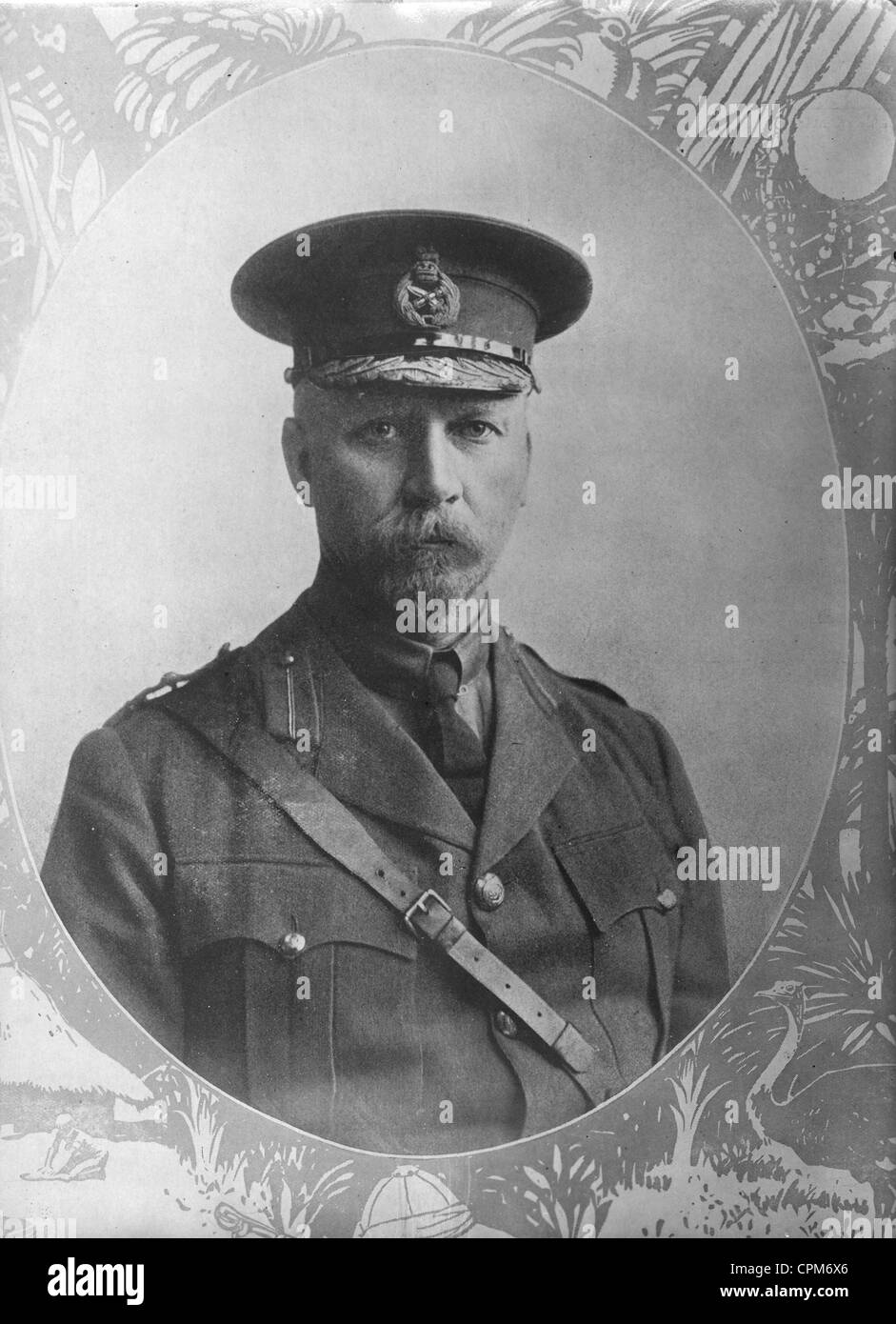 General Jan Christiaan Smuts - Stock Image