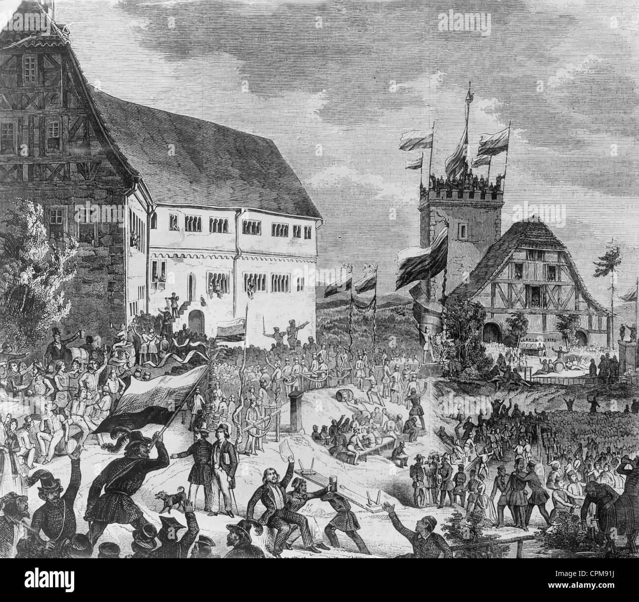 Wartburg festival, 1817