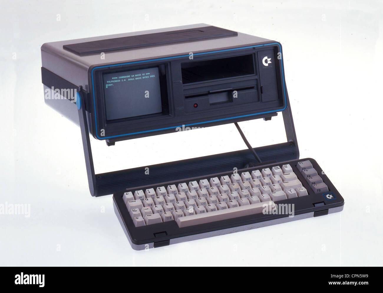 computing / electronics, computer, Commodore executive