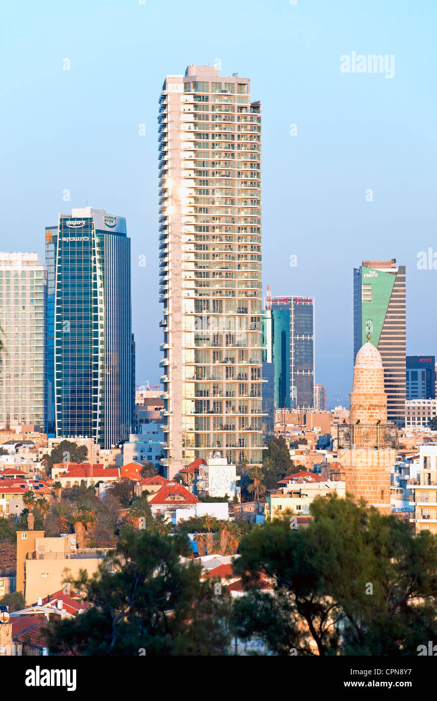 Middle East, Israel, Tel Aviv - Stock Image