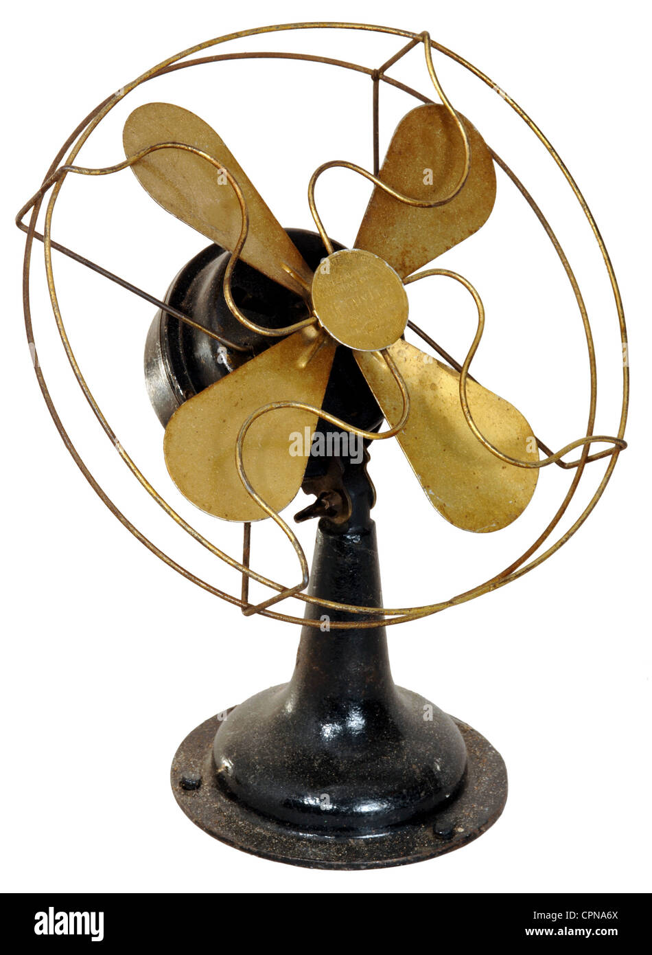 technics, fan, made by Chicago Electric Co., version Handyfan, United States of America (USA), circa 1920, Additional - Stock Image