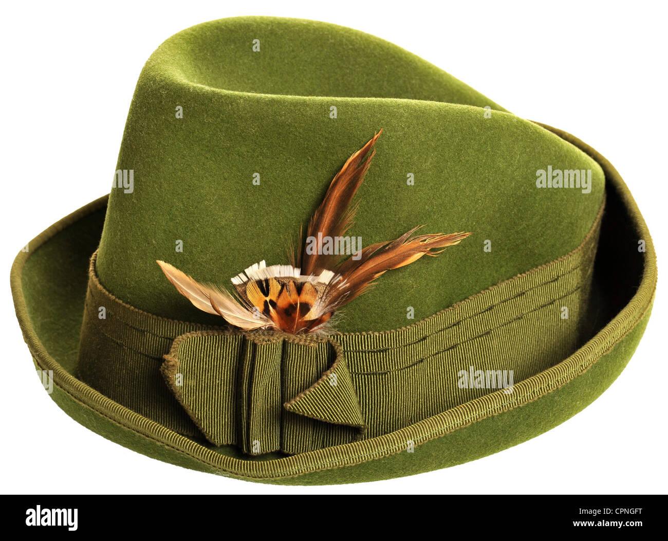 fashion, hat, made by: MM Mayser Milz 1833, Germany, circa