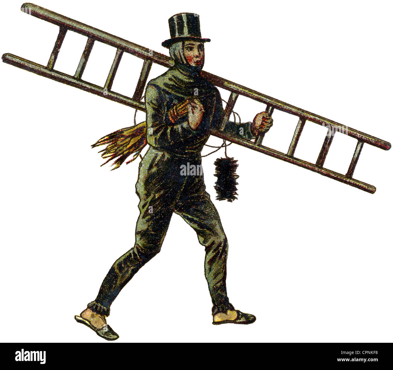 The Chimney Sweep Stock Photos Amp The Chimney Sweep Stock