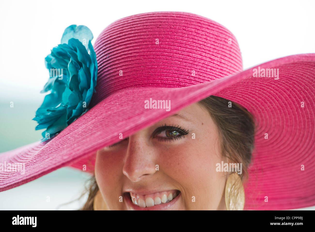 Kentucky Derby Hat Stock Photos & Kentucky Derby Hat Stock Images ...