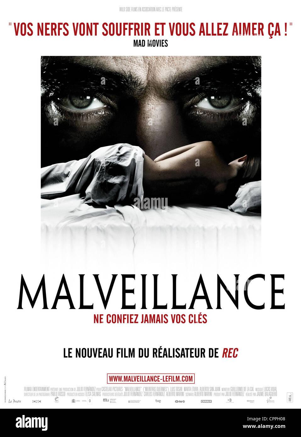 malveillance film