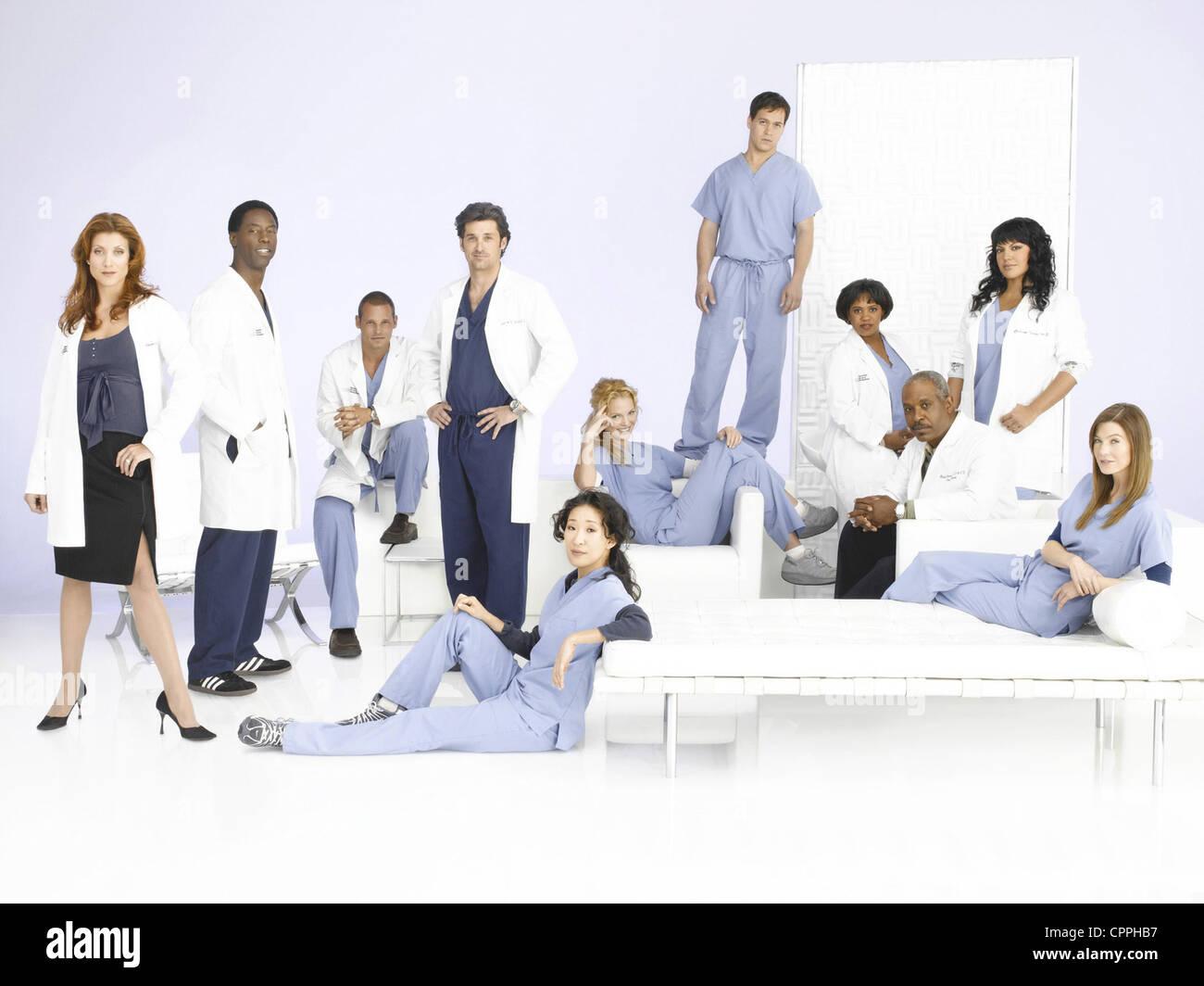 Grey\'s Anatomy (Season 3 Stock Photo: 48439755 - Alamy