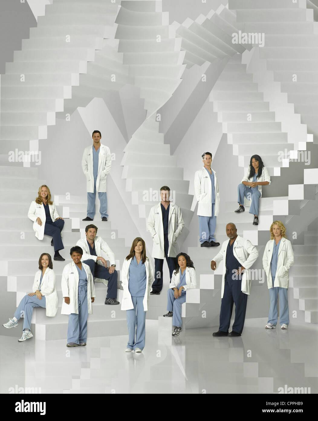 Grey\'s Anatomy (Season 5 Stock Photo: 48439757 - Alamy