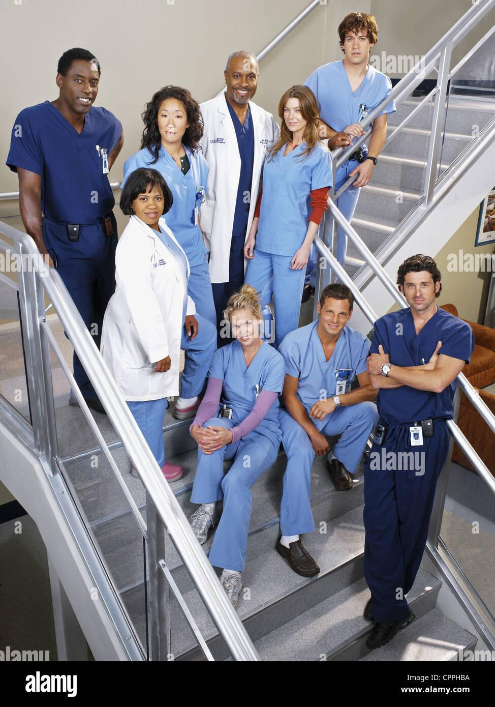 Grey\'s Anatomy (Season 2 Stock Photo: 48439758 - Alamy