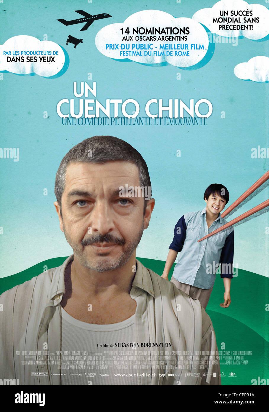 Un Cuento Chino - Stock Image