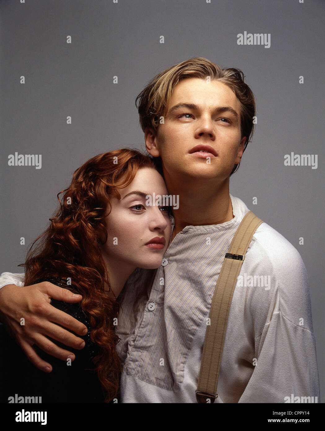 Titanic - Stock Image