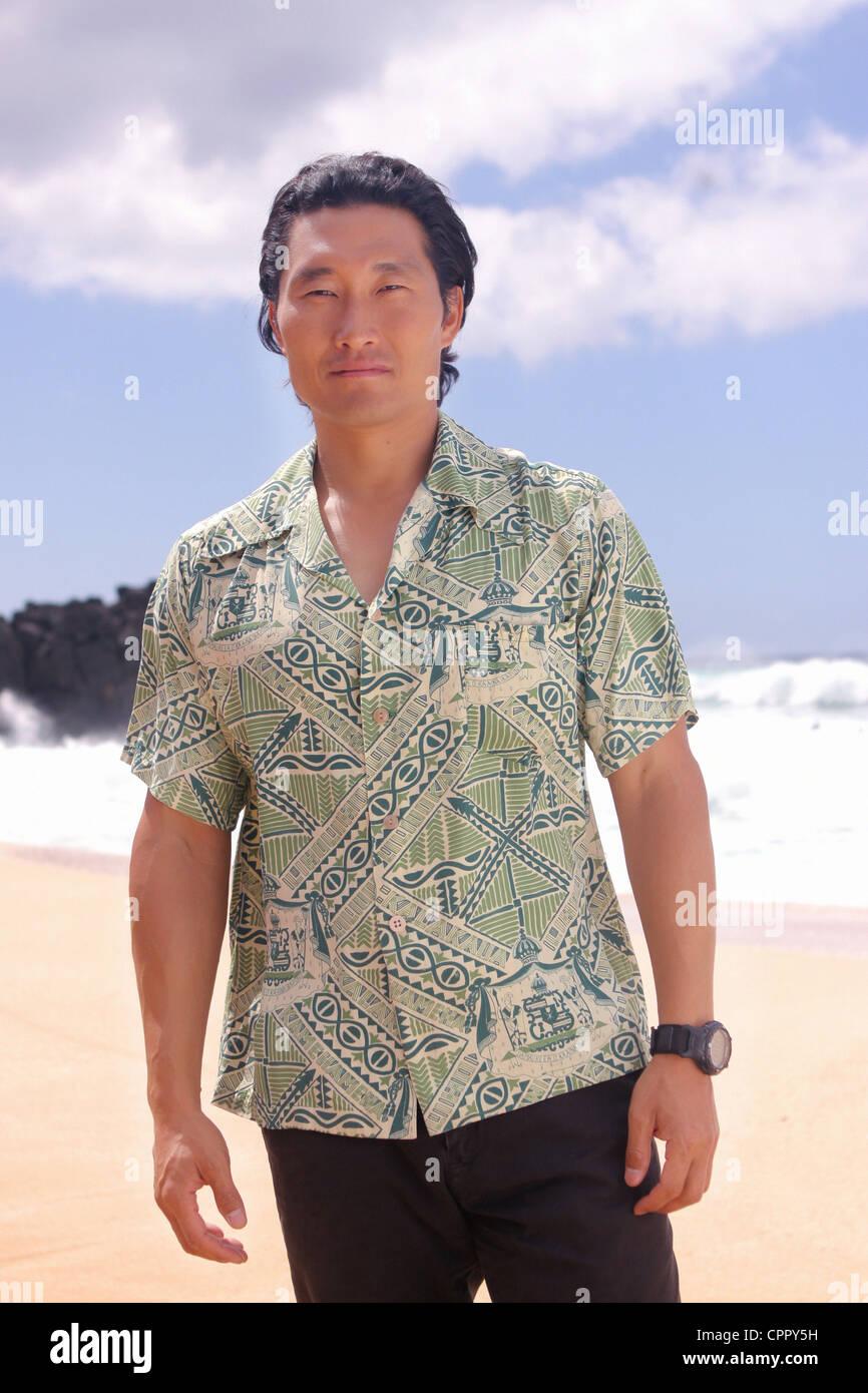 Hawaii Five-0 (Season 1) - Stock Image