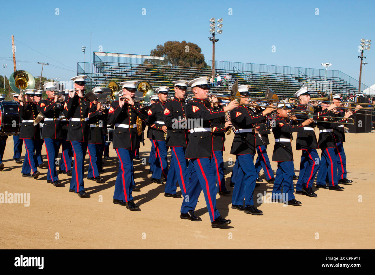 1st marine division band camp pendleton california scottish festival