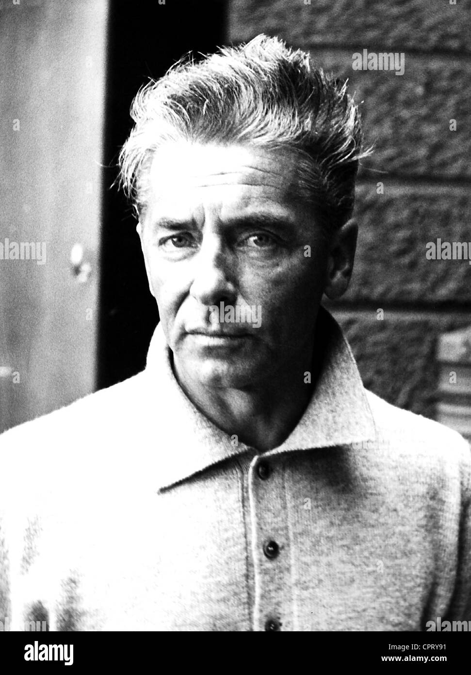 Karajan, Herbert von, 5.4.1908 - 16.7.1989, Austrian conductor, portrait, 1960s, Stock Photo