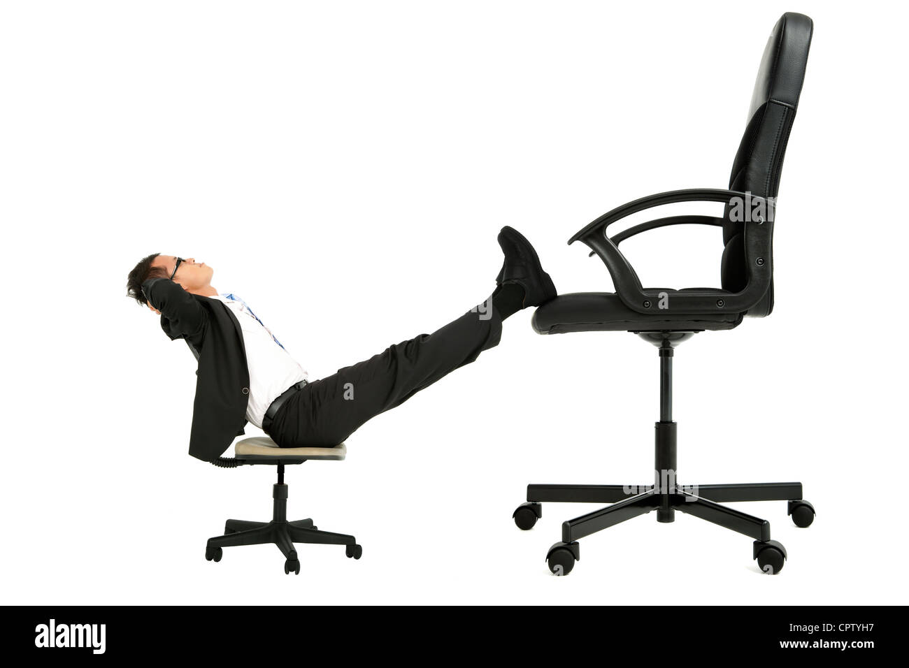 Remarkable Big Chair Small Person Stock Photos Big Chair Small Person Ibusinesslaw Wood Chair Design Ideas Ibusinesslaworg