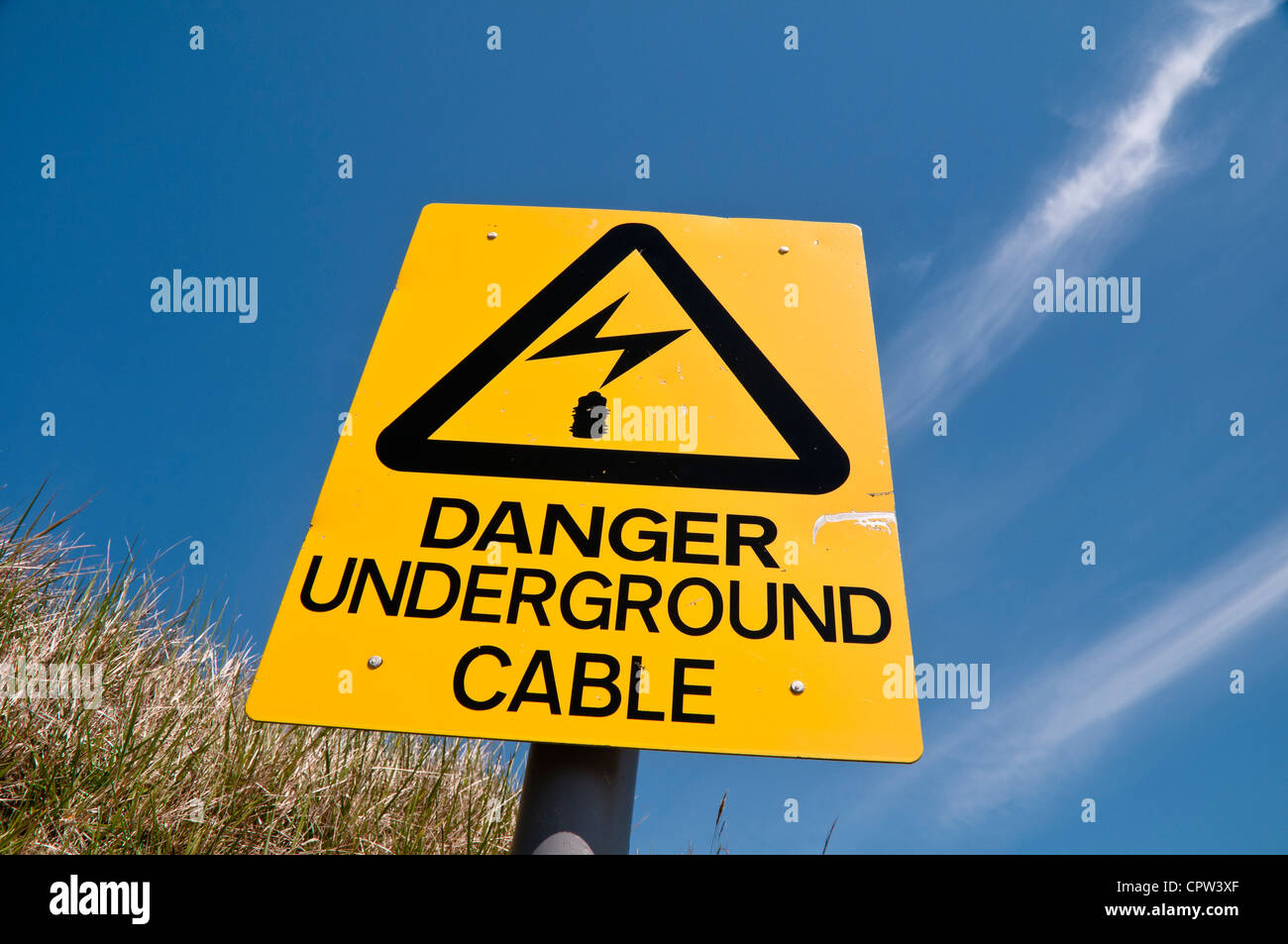 Underground Cable Stock Photos & Underground Cable Stock Images - Alamy