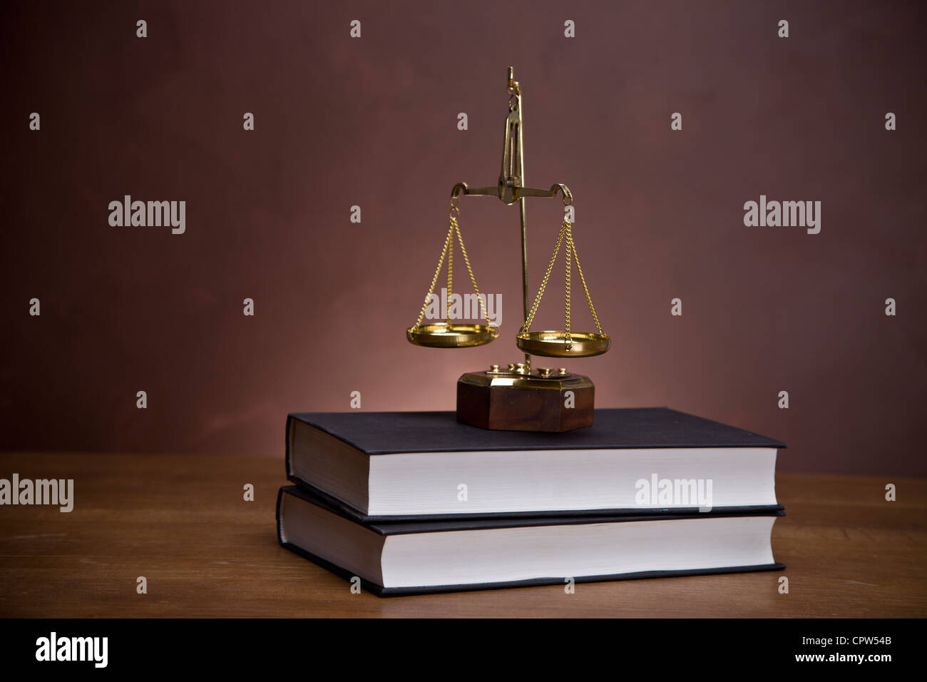 Law concept - Stock Image
