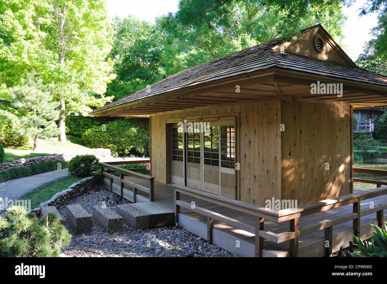 Japanese Garden, Fort Worth, Texas, USA Stock Photo: 48496909 - Alamy